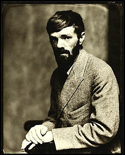 D. h. lawrence thesis