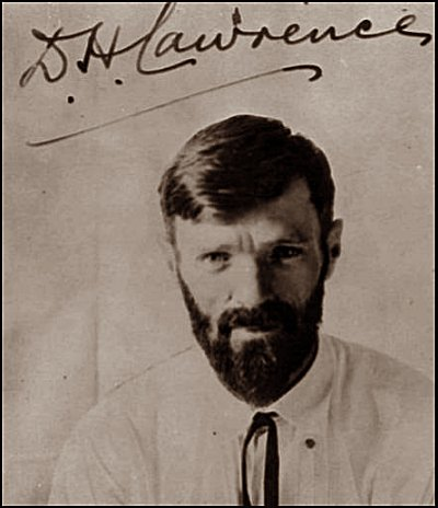 a short biography of dh lawrence from childhood to his death