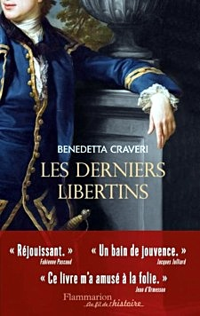 les derniers libertins craveri
