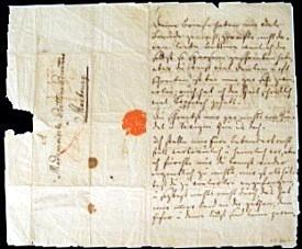 Guenderode - Letter2