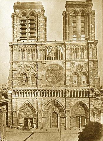 Fleurs Du Mal Magazine Antoine De Latour Notre Dame De